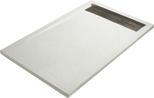 Plato ducha resina con marco Sintextone