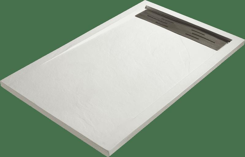 Plato ducha resina con marco mod caribe platos de for Instalar plato ducha resina